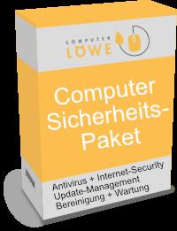 Computer Sicherheits-Paket